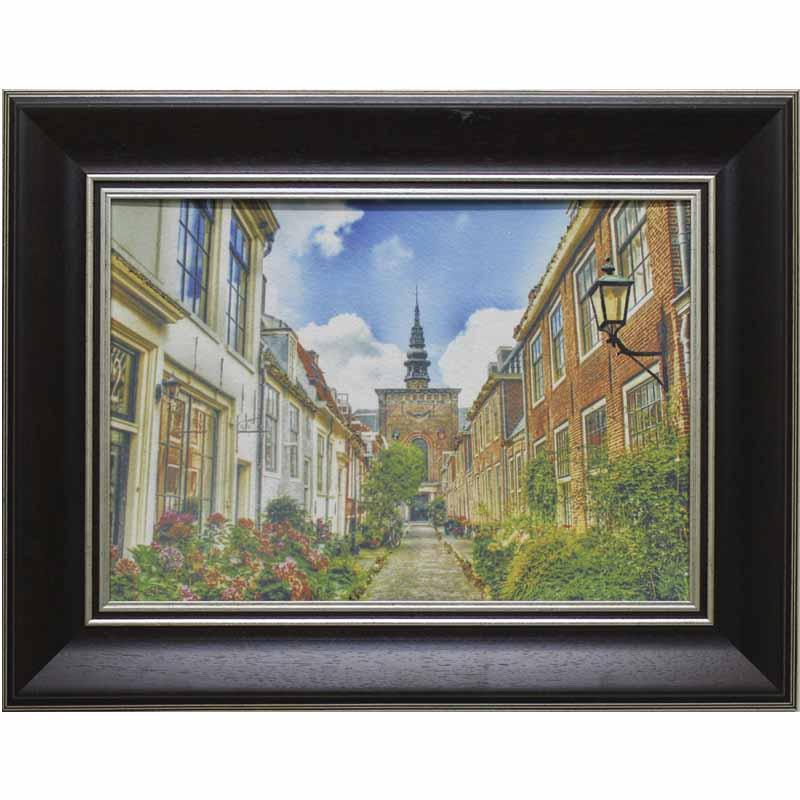 """Дизайнерская картина из песка Династия 05-012-10 """"Голландия"""""""