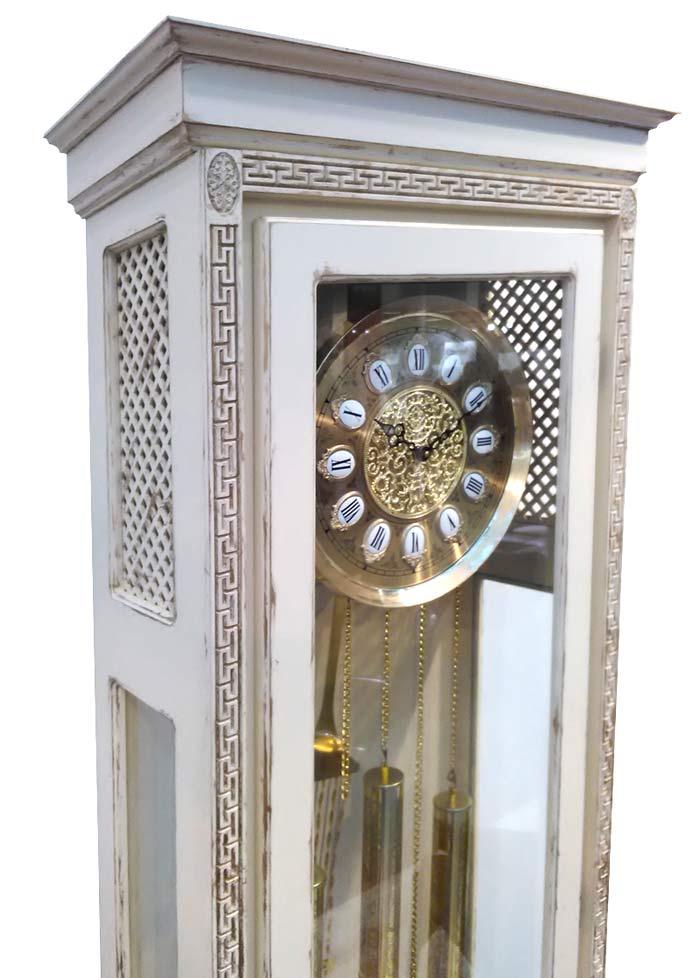 Напольные часы Династия 08-046MR PG White