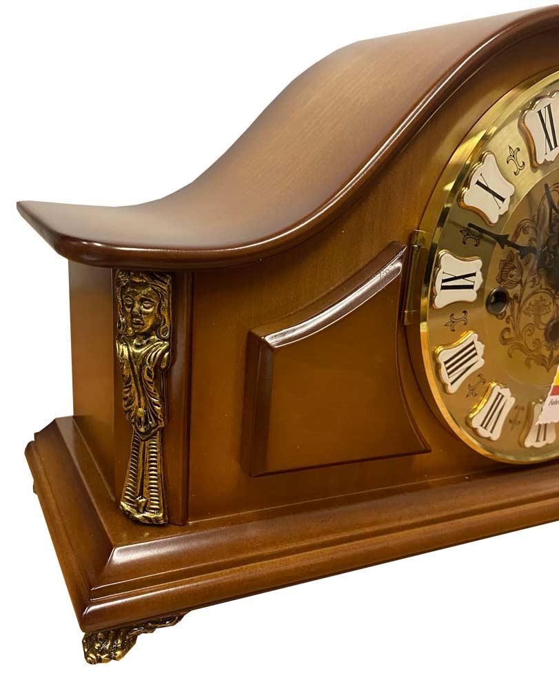 Настольные часы SARS 0093-340 Walnut (Испания-Германия)