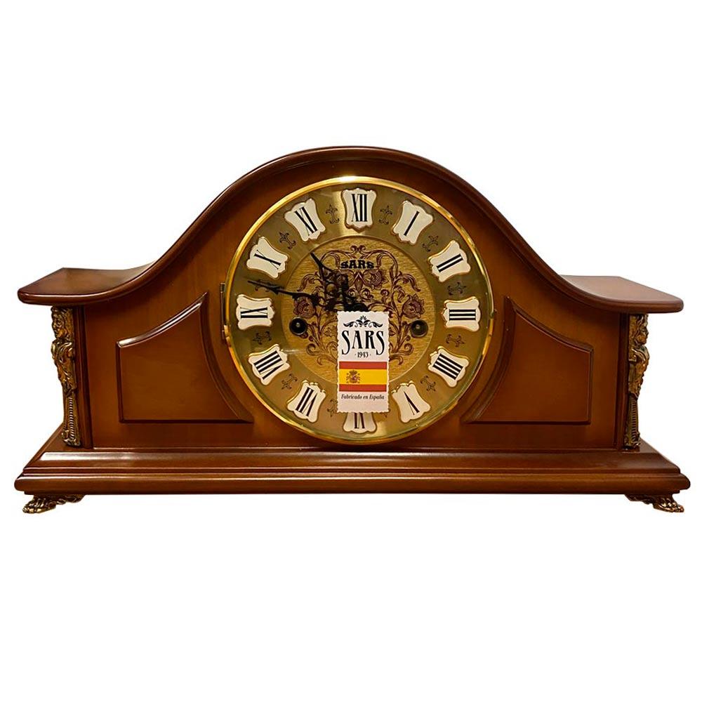 Настольные механические часы SARS 0093-340 Walnut (Испания-Германия)