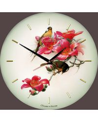 """Часы Династия 01-012 """"Птички"""""""