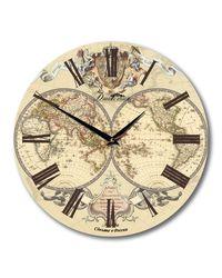 """Часы Династия 02-005 """"Карта Мира"""""""