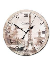 """Часы Династия 01-010 """"Осенний Париж """""""