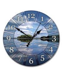 """Часы Династия 01-020 """"Озеро"""""""