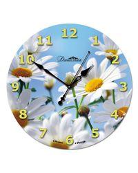 """Часы Династия 01-022 """"Ромашки"""""""