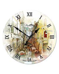 """часы Династия 02-003 """"Улица в Венеции"""""""