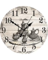"""Часы Династия 02-004 """"Чаепитие"""""""