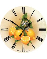 """часы Династия 02-006 """"Лимоны"""""""