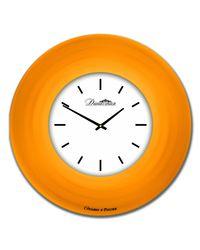 """Часы Династия 01-035 """"Оранжевый"""""""