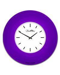 """Часы Династия 01-037 """"Фиолетовый"""""""