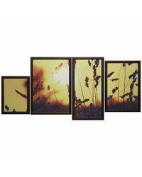 """Модульная картина Династия 06-055-04 """"Закат"""""""