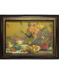 """Часы-картина из песка Династия 04-048-12 """"Осенний натюрморт"""""""