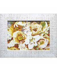 """Дизайнерская картина из песка Династия 05-043-04 """"Букет цветов"""""""