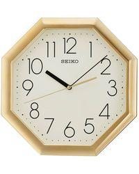 Настенные часы Seiko QXA668GN