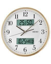 Настенные часы Seiko QXL014GN